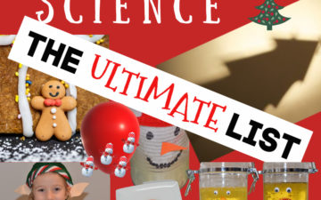Christmas science - the ultimate list