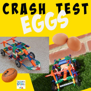 Crash Test eggs