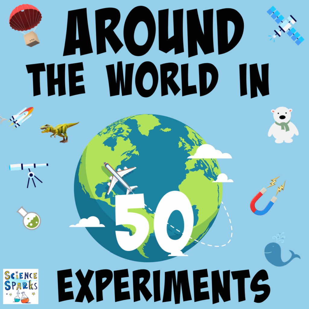 50 experiments about countries of the world