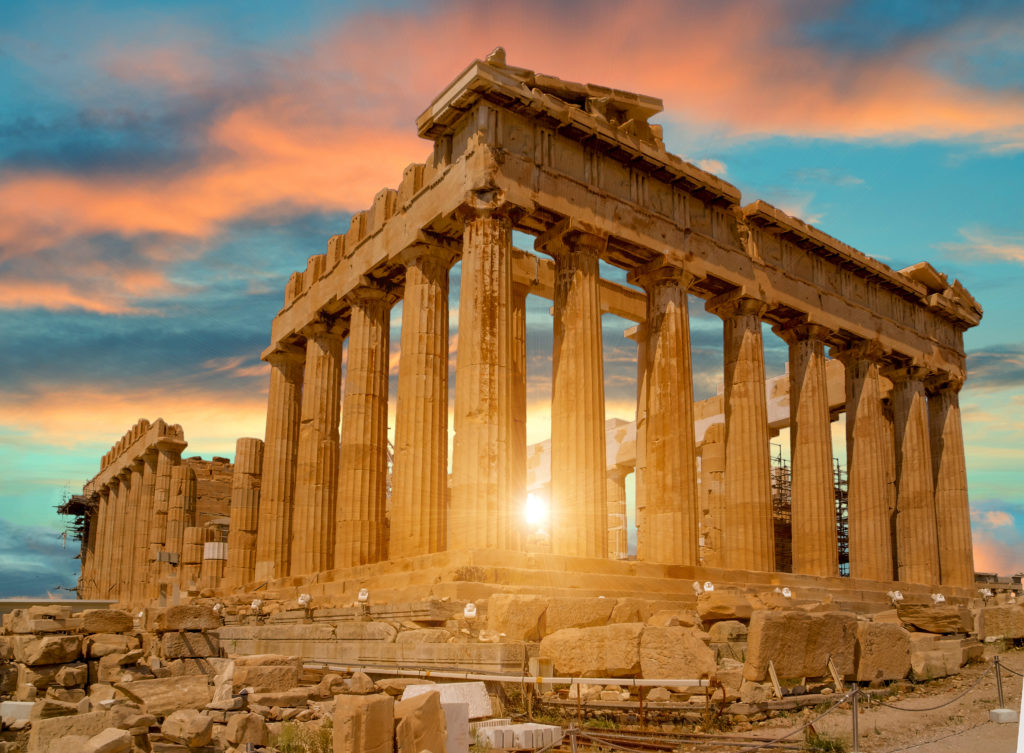 parthenon athens greece
