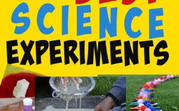 the best science experiments