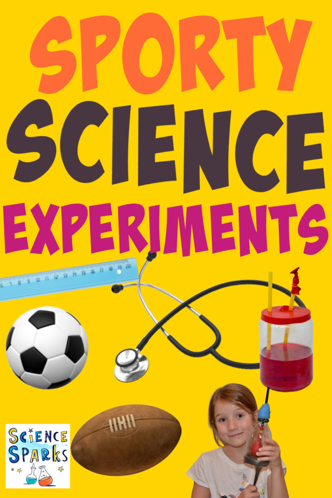 sporty science experiments