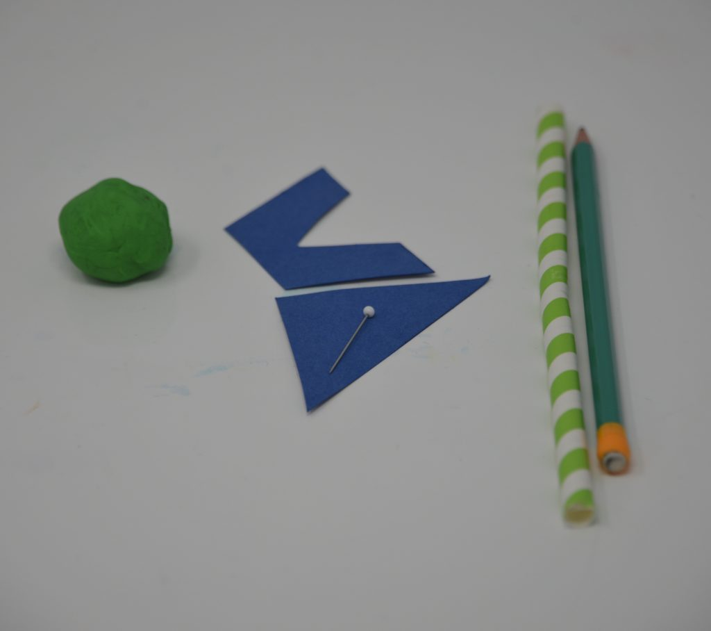 Materials for a make your own wind vane